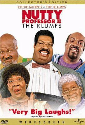 Cover image for Nutty professor II the Klumps