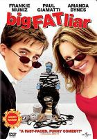Cover image for Big fat liar
