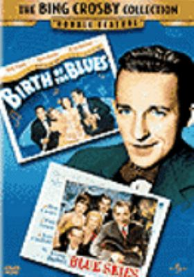 Cover image for Birth of the blues and, Blue skies.