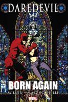Imagen de portada para Daredevil Born again