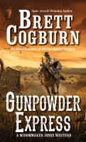 Cover image for Gunpowder express
