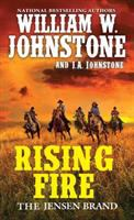Cover image for Rising fire [paperback] : the Jensen brand