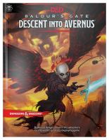 Cover image for Baldur's gate : descent into Avernus