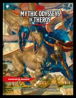 Cover image for Mythic Odysseys of Theros.