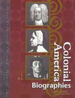 Cover image for Colonial America : biographies