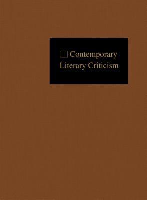 Cover image for Contemporary literary criticism. Volume 187