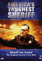Cover image for The toughest sheriff in America