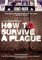 Cover image for How to survive a plague