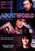 Cover image for Adult world