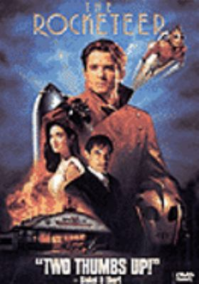 Cover image for The rocketeer