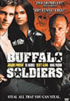Cover image for Buffalo soldiers