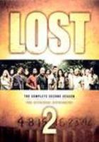 Cover image for Lost The complete second season