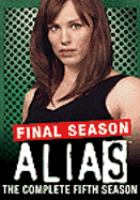 Cover image for Alias The complete fifth season