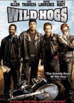 Cover image for Wild Hogs