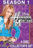 Cover image for Hannah Montana. The complete first season