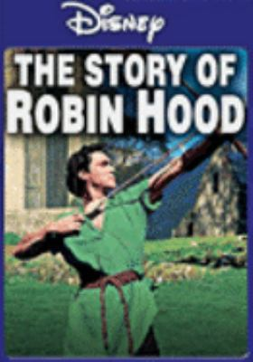 Cover image for The story of Robin Hood