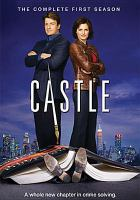 Cover image for Castle The complete first season