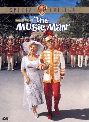 Cover image for The Music man
