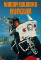 Cover image for Burglar