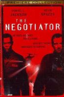 Cover image for The negotiator