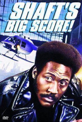 Cover image for Shaft's big score