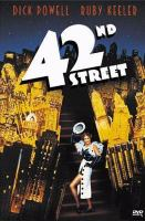 Cover image for 42nd Street