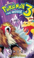 Cover image for Pokemon 3. The movie spell of the Unown