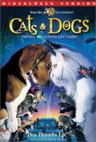Imagen de portada para Cats & dogs