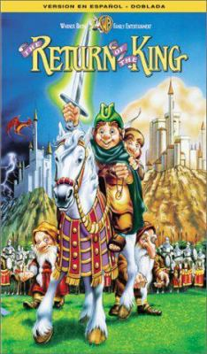 Cover image for Return of the king
