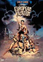 Cover image for National Lampoon's European vacation