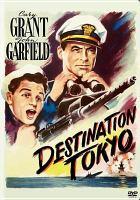 Cover image for Destination Tokyo