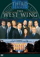 Cover image for The West Wing The complete third season