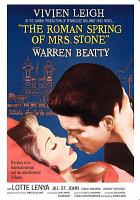 Cover image for The Roman spring of Mrs. Stone