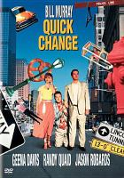 Cover image for Quick change