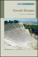 Cover image for Greek drama