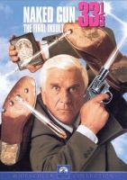 Cover image for The Naked gun 33 1/3 the final insult