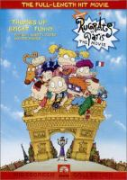 Cover image for Rugrats in Paris. The movie