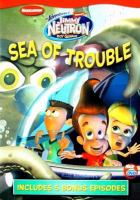 Cover image for Jimmy Neutron. Sea of trouble
