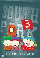 Cover image for South Park The complete third season