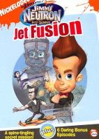 Cover image for The adventures of Jimmy Neutron, boy genius. Operation, rescue Jet Fusion