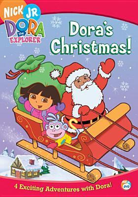 Cover image for Dora the Explorer. Dora's Christmas!