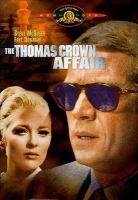 Cover image for The Thomas Crown affair