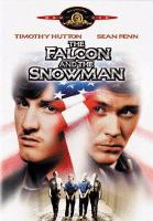 Imagen de portada para The falcon and the snowman