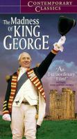 Imagen de portada para The Madness of King George