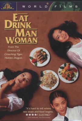 Cover image for Eat drink man woman Yin shi nan nu
