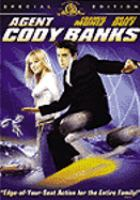 Cover image for Agent Cody Banks