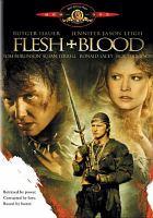 Imagen de portada para Flesh + blood