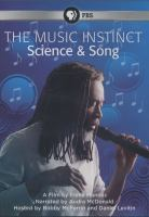 Cover image for The music instinct science & song