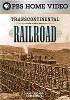 Cover image for Transcontinental railroad