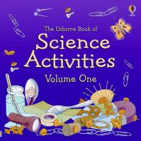 Cover image for Usborne science activities. Vol. 1